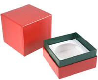 China Candle Box/square gift box/candle gift box in EECA Supplier