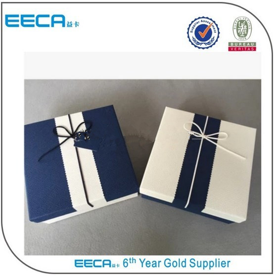 2017 square gift box fancy card board box made in china/high quality cardboard box/perfume paper boxes