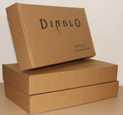 Mailing Box/Kraft Paper Box/Rectangular gift box Made In China